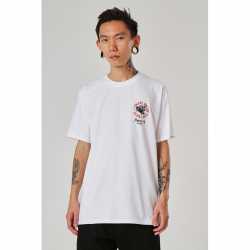 TK SIMPLE THREAD FIRST DATE T-SHIRT WHITE