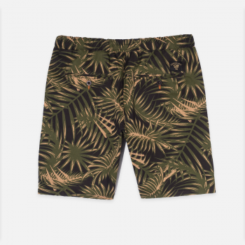 Deck Crew Shorts - Palm Muster Camo