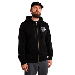 No Comply Hoodie - Black